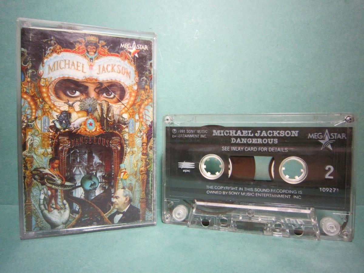 Michael Jackson — «Dangerous» (1991)