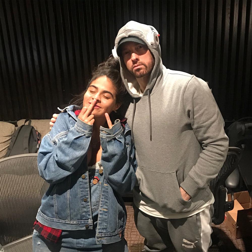 Jessie Reyez — «COFFIN» (feat. Eminem)