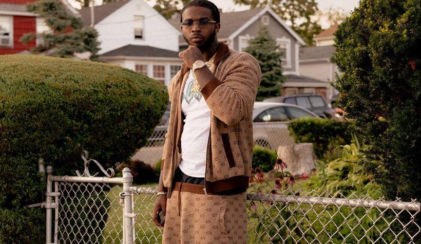 50 Cent собирается выпустить альбом покойного рэпера Pop Smoke