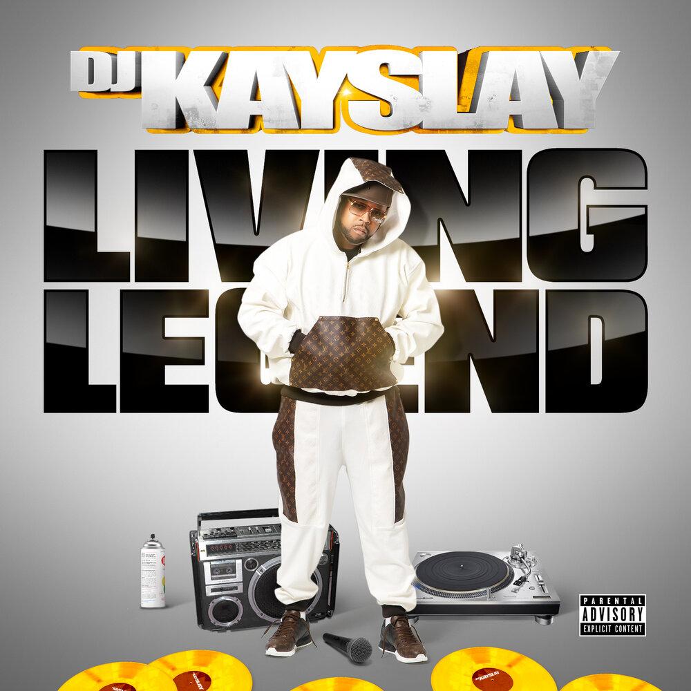 DJ Kay Slay — «Living Legend»