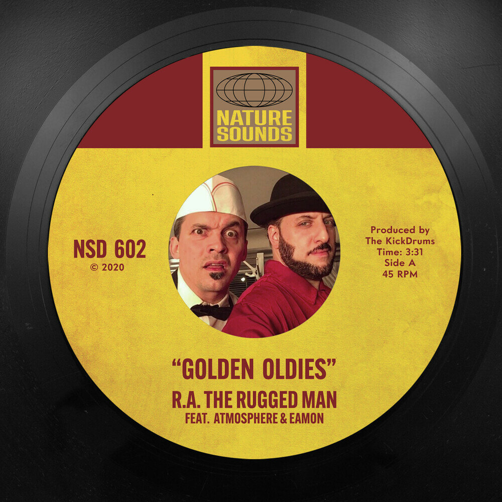 R.A. the Rugged Man — «Golden Oldies» (feat. Slug of Atmosphere & Eamon)