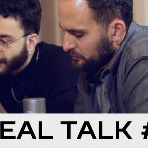 I1, Dime, Андрей Рывкин и Тим Аминов о расизме, привилегиях и роли белых в хип-хопе в первом выпуске программы «Real Talk»