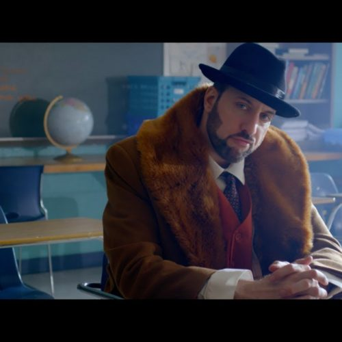 R.A. The Rugged Man — «Wondering (How To Believe)» (feat. David Myles)