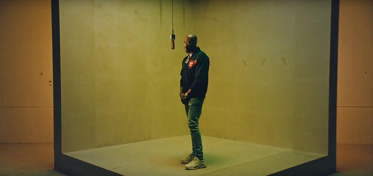Freddie Gibbs выступил на канале Vevo с двумя песнями