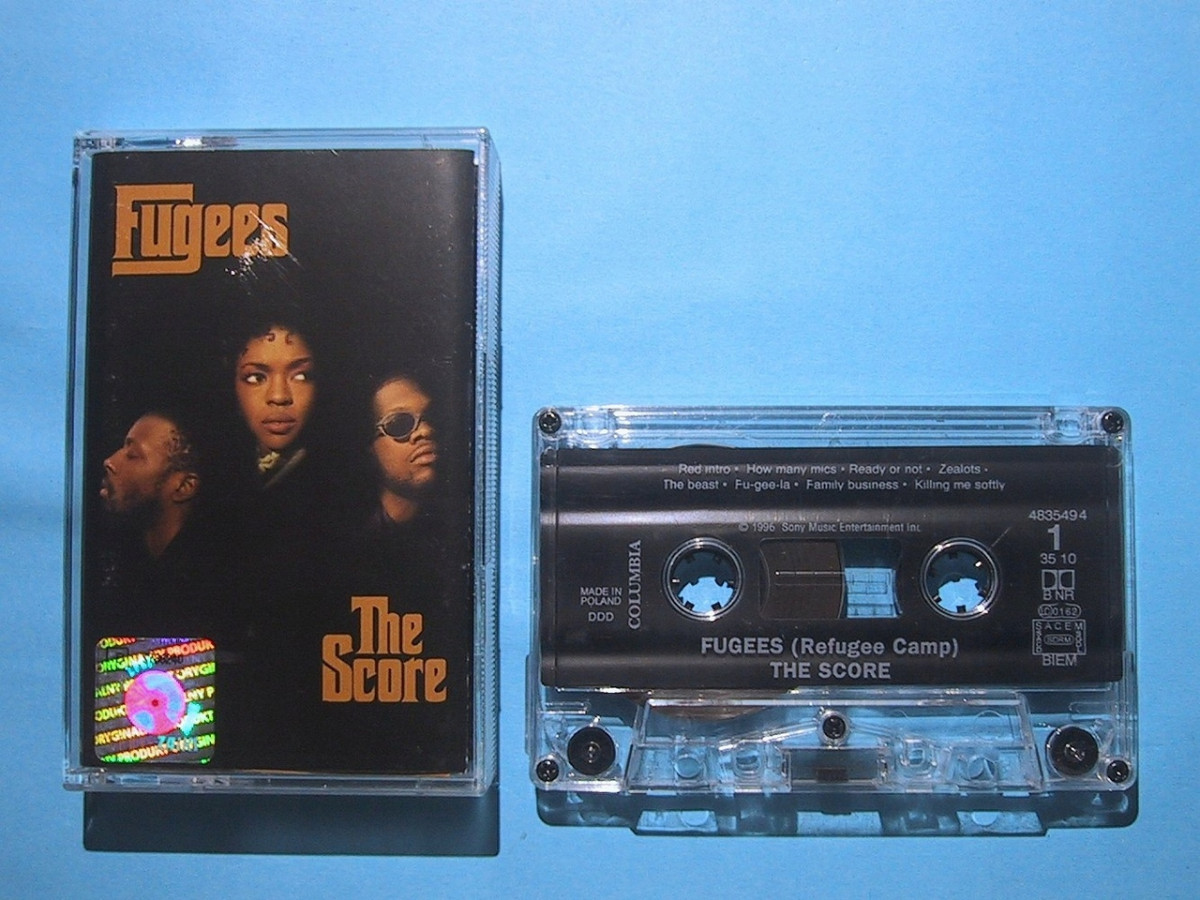 Fugees — «The Score» (1996)