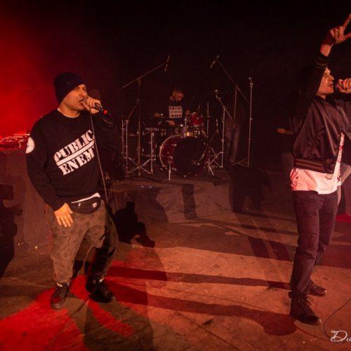 Живое выступление GSpot и Garryman при участии N-Fiery и Sad (Nevsky Beat) в клубе Opera (24.02.20)