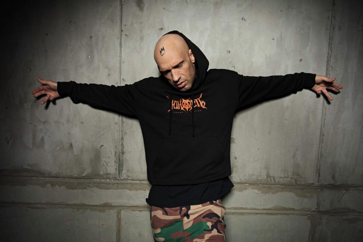 Лигалайз показал обложку и треклист своего нового альбома «ALI»