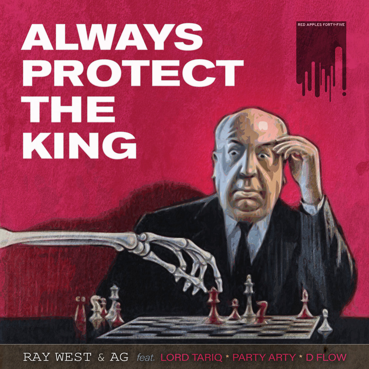 Ray West & A.G. — «Always Protect the King»