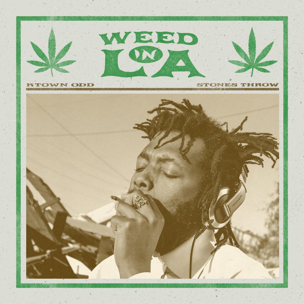 The Koreatown Oddity — «Weed in LA.»