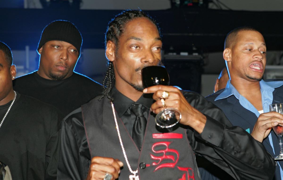 Snoop Dogg готовит собственную марку вина «Snoop Cali Red», совместно с австралийскими виноделами