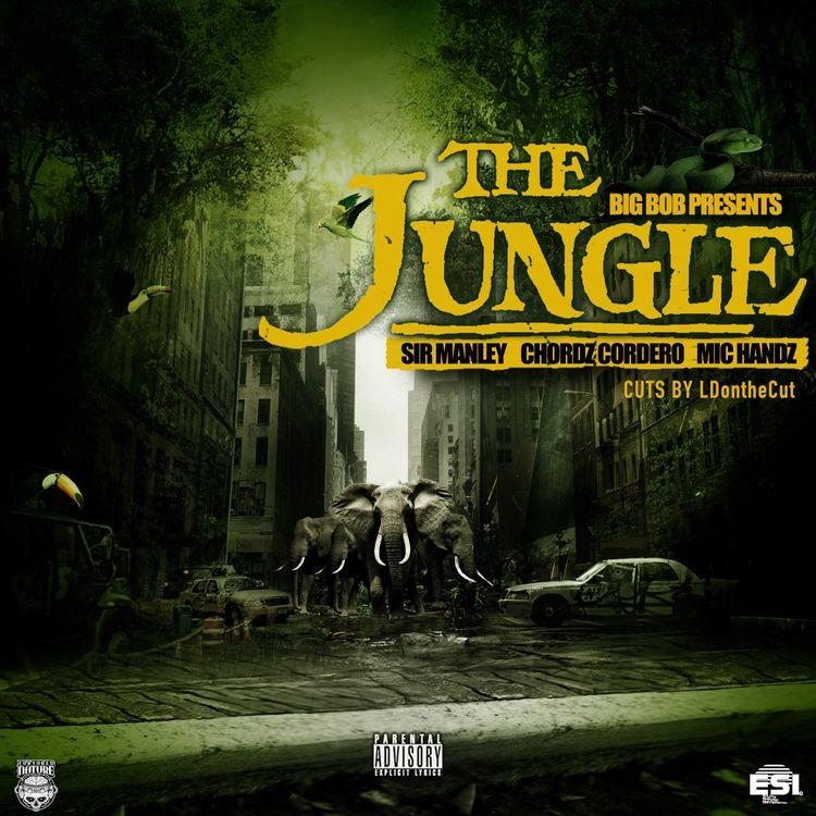Sir Manley — «The Jungle» (feat. Chordz Cordero & Mic Handz)