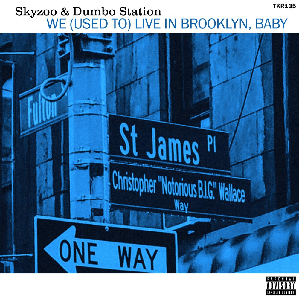 Skyzoo & Dumbo Station — «We (Used to) Live in Brooklyn, Baby»