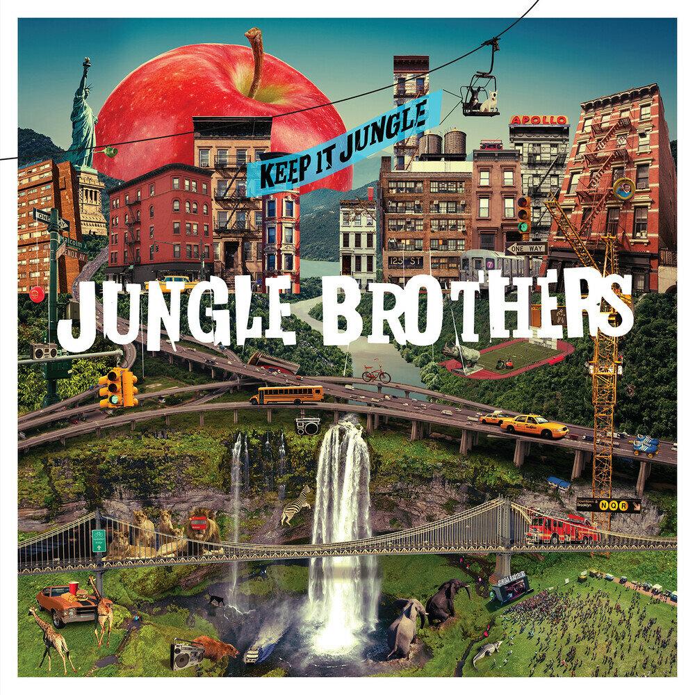 Jungle Brothers — «Keep it Jungle»