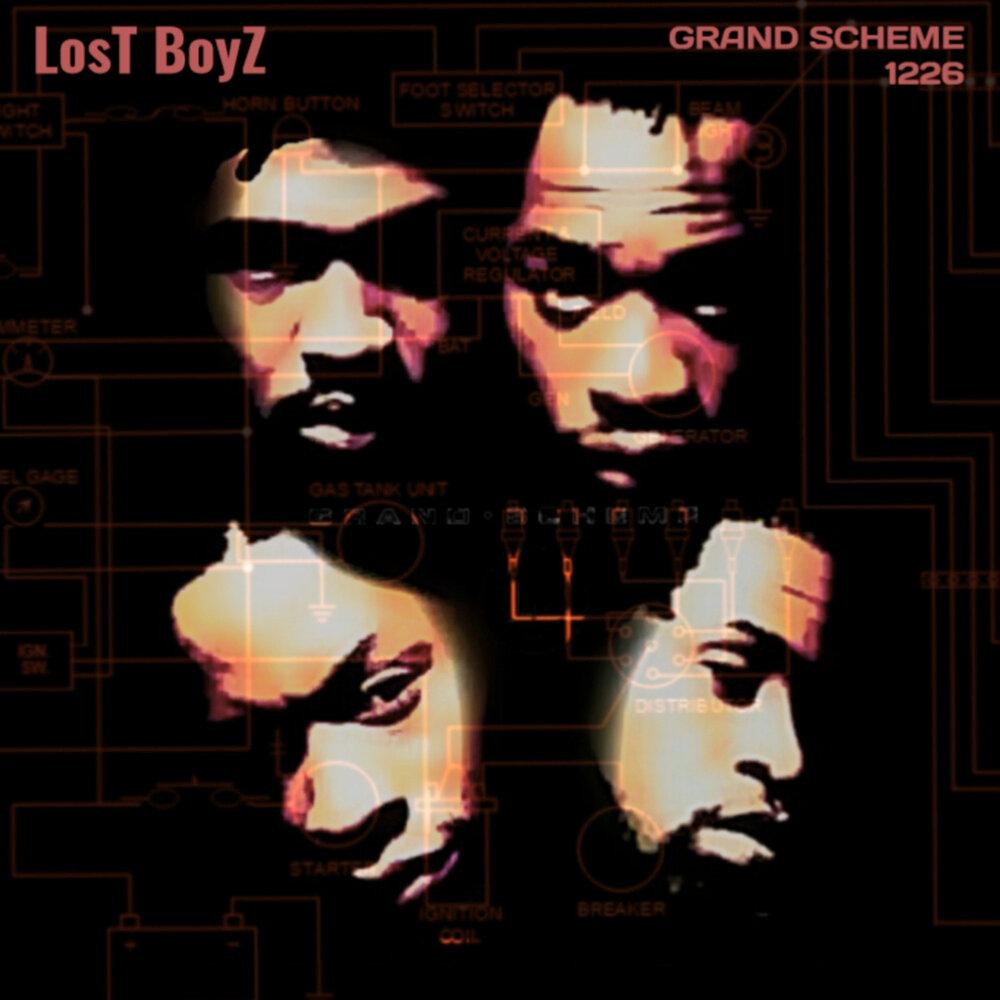 Lost Boyz — «Grand Scheme 12:26»