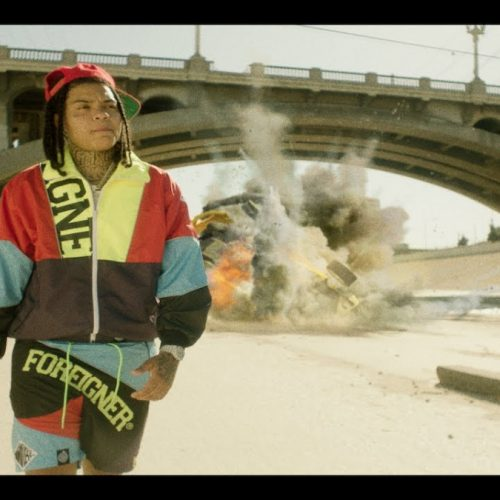 Young M.A — «Foreign»