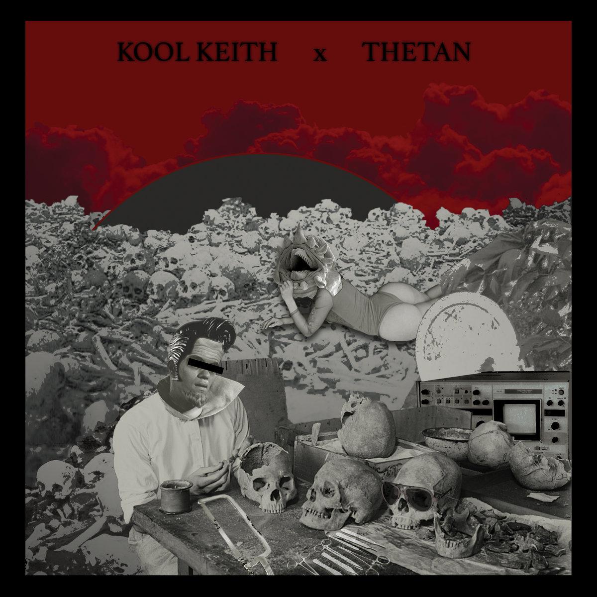 Kool Keith & Thetan — «Space Goretex»
