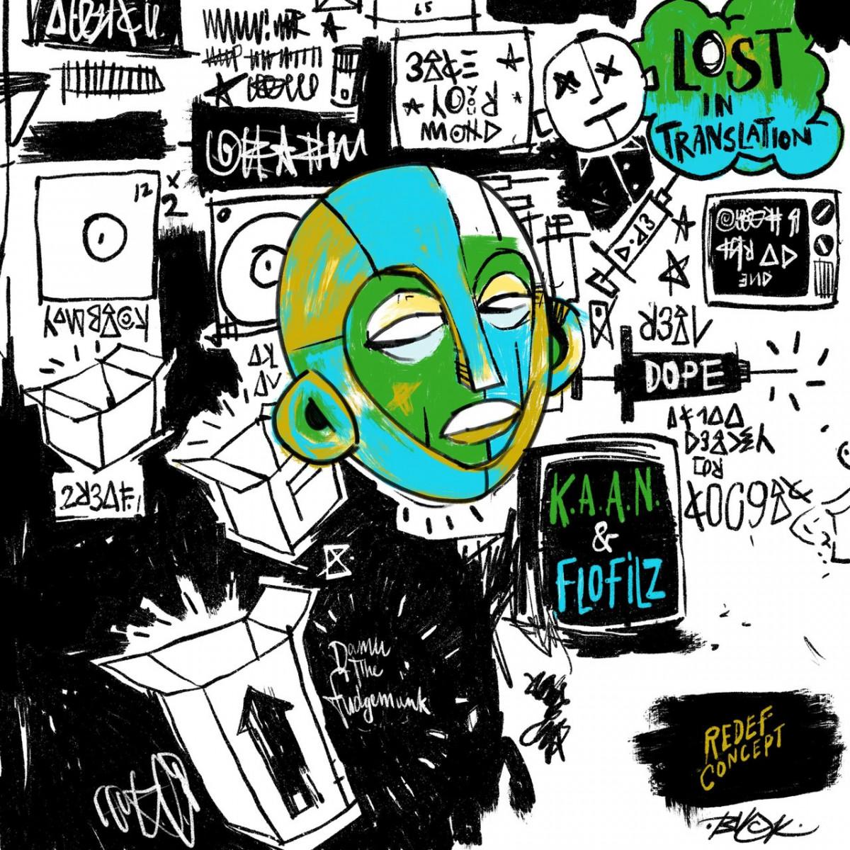 K.A.A.N. & FloFilz — «Lost in Translation»