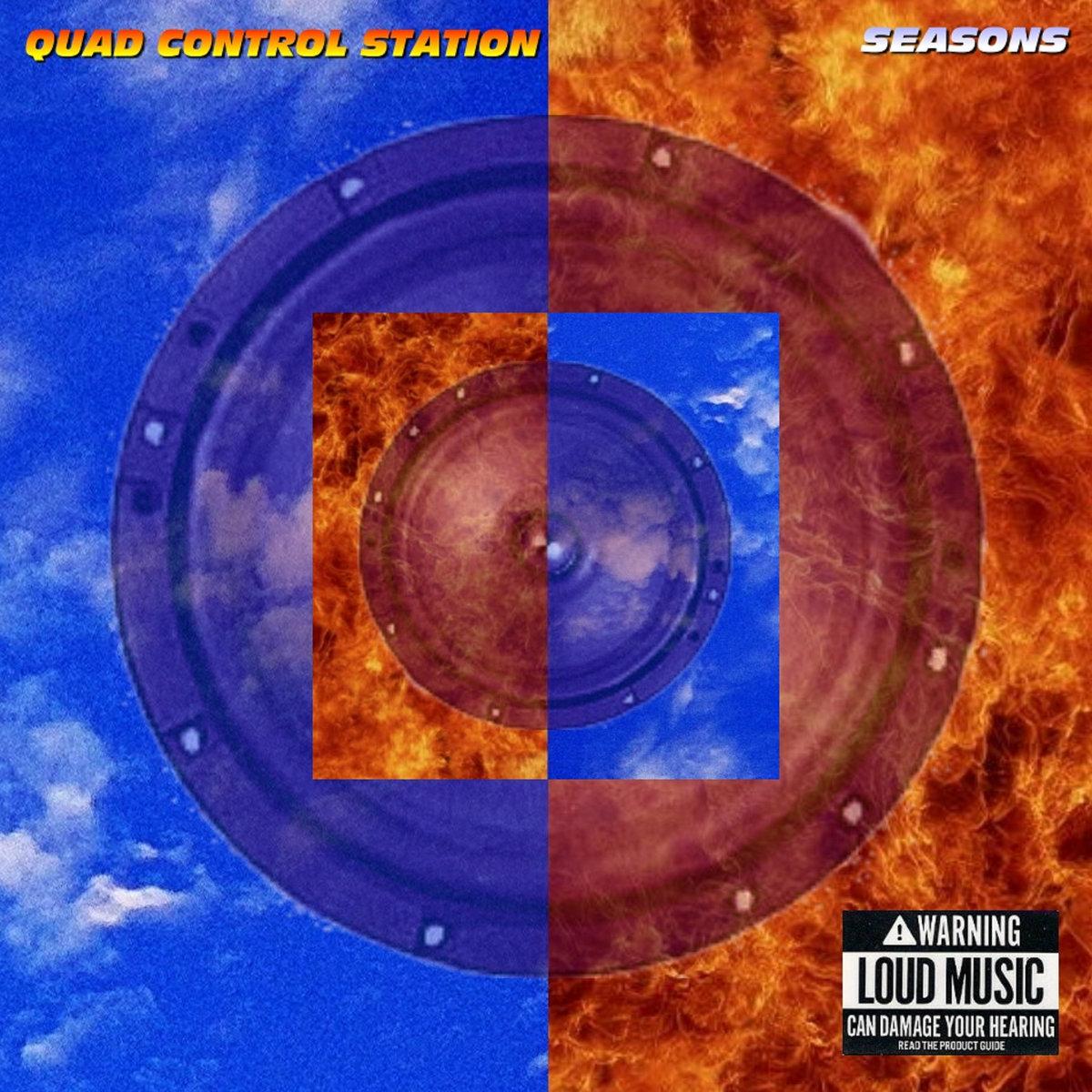 Quad Control Station — «Seasons»