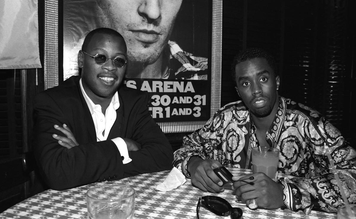Ушел из жизни основатель лейбла Uptown Records и участник дуэта Dr. Jeckyll & Mr. Hyde — Andre Harrell