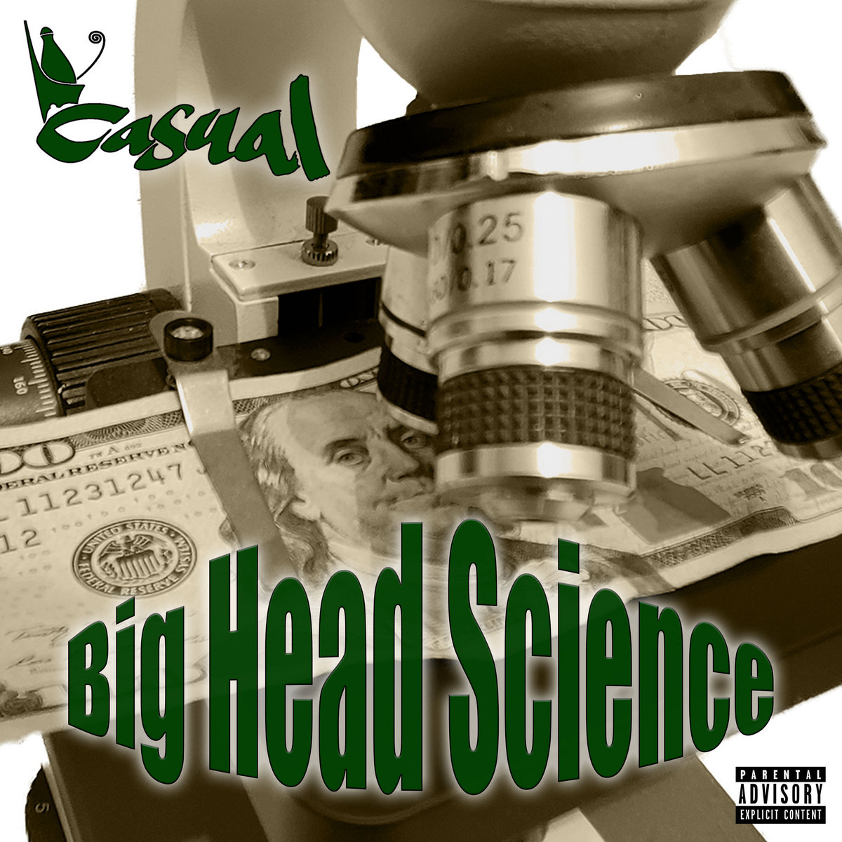 Casual — «Big Head Science»