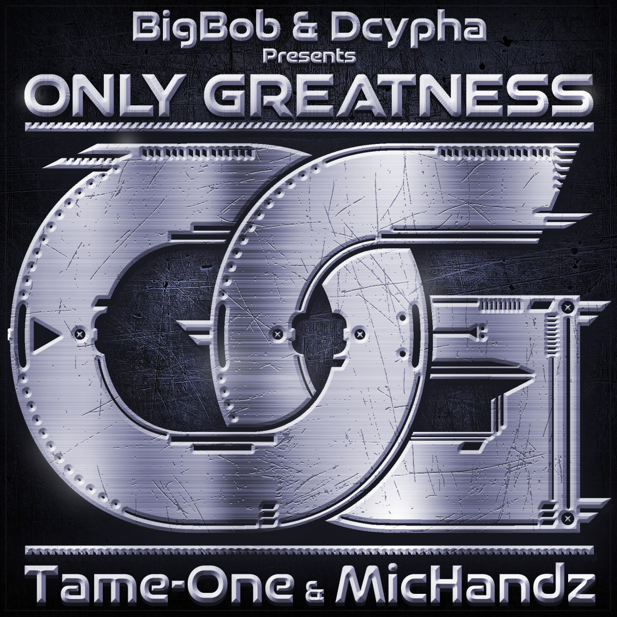 Tame-One & Mic Handz — «Only Greatness»