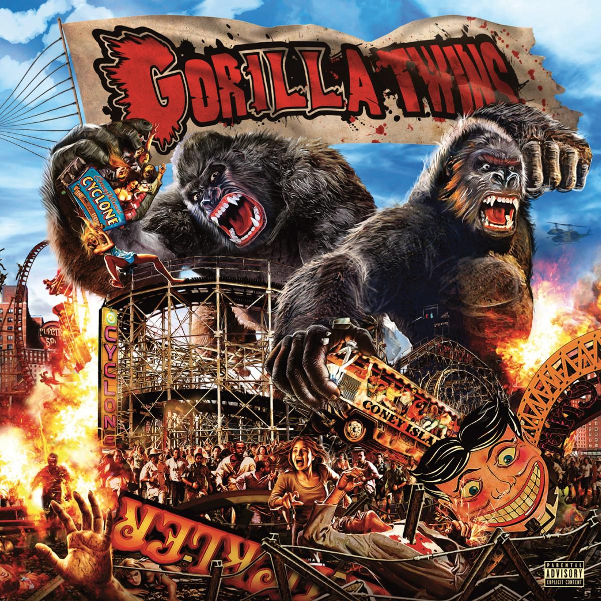 Ill Bill & NEMS — «Gorilla Twins»