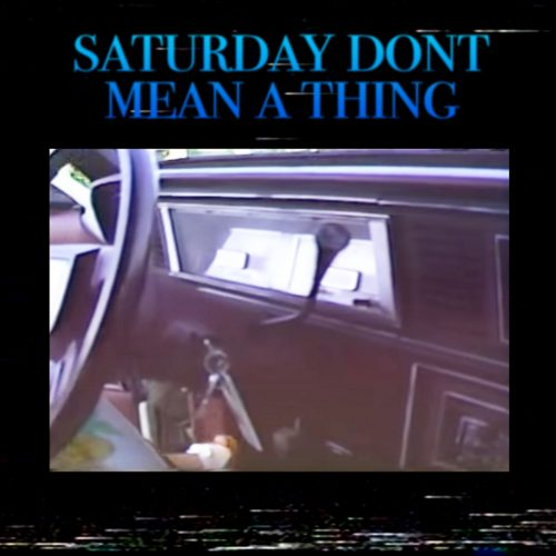 XL Middleton — «Saturday Don't Mean A Thing»