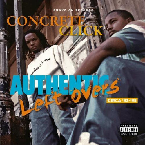 Concrete Click – «Authentic Left Overs»