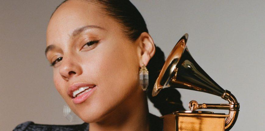 5 интересных Грэмми фактов об Alicia Keys