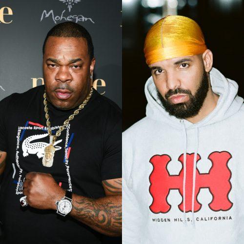 Busta Rhymes — «Stay Down» (feat. Drake) [prod. J Dilla]