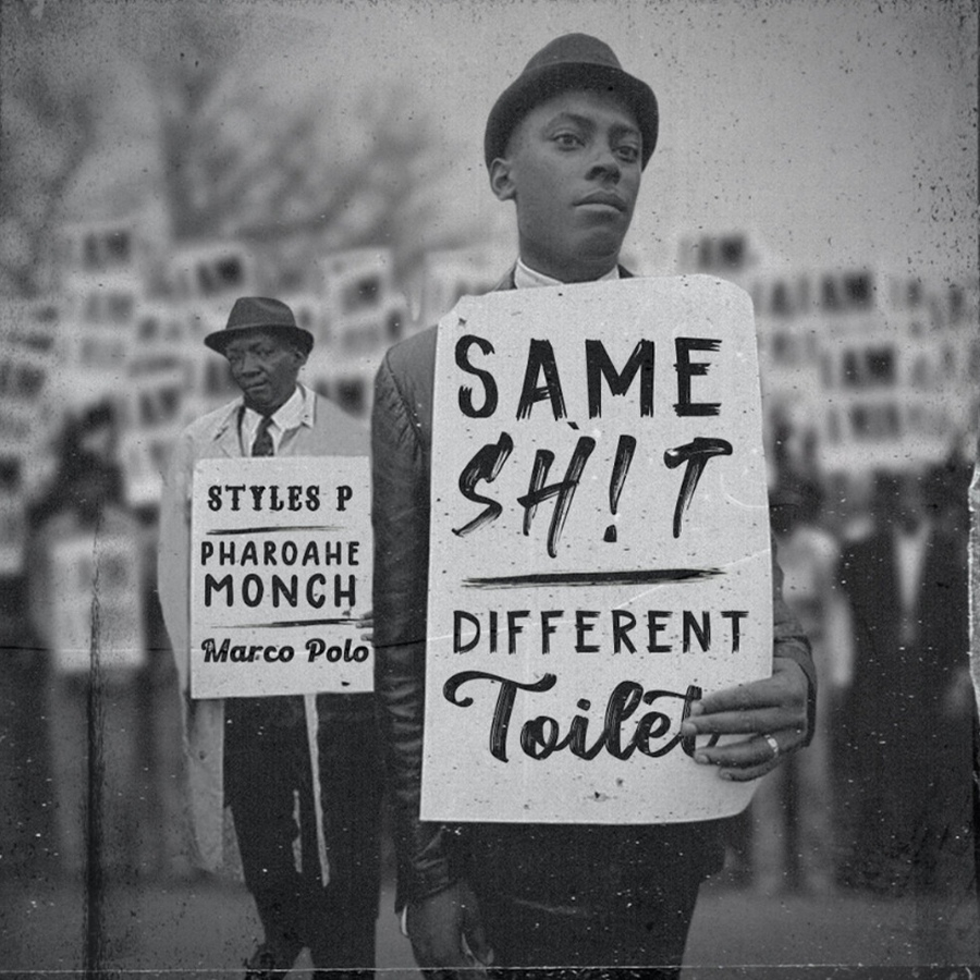 Pharoahe Monch, Styles P & Marco Polo — «Same Sh!t, Different Toilet»