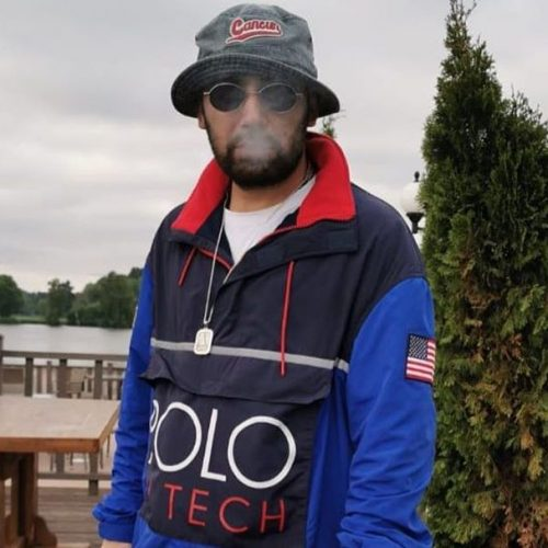 Rezo aka Spliff Blazer — «Brrr_iki»