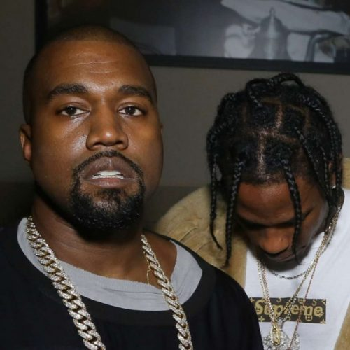 Kanye West — «Wash Us In The Blood» (Feat. Travis Scott)