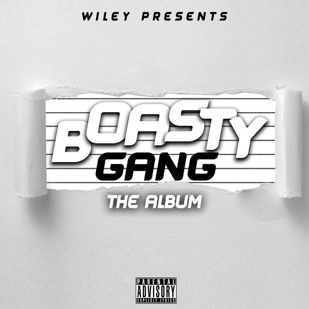 Wiley — «Boasty Gang — The Album»