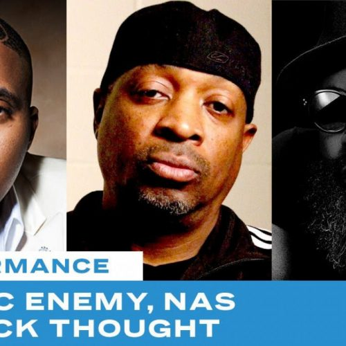Public Enemy — «Fight The Power 2020» (feat. Nas, Rapsody, Black Thought, Jahi & YG)