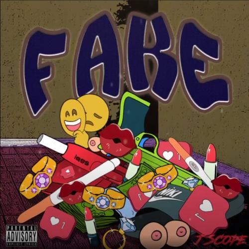 J Scope выпустил новый сингл «FAKE»