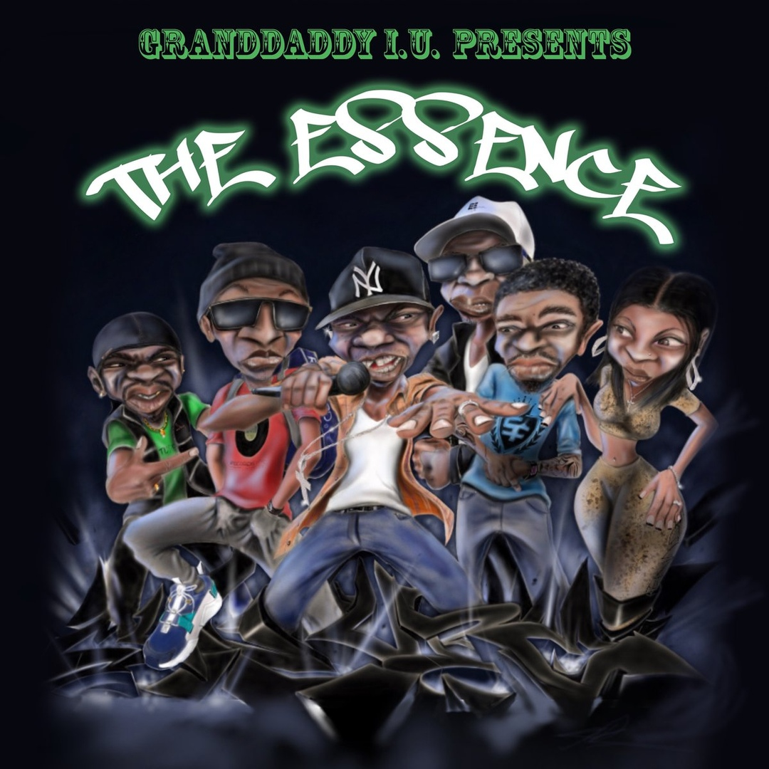 Grand Daddy I.U. — «The Essence»