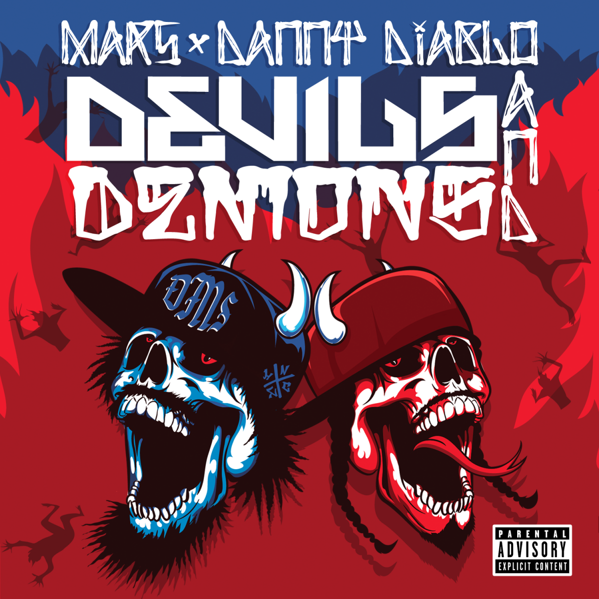 Danny Diablo & Mars — «Devils & Demons»
