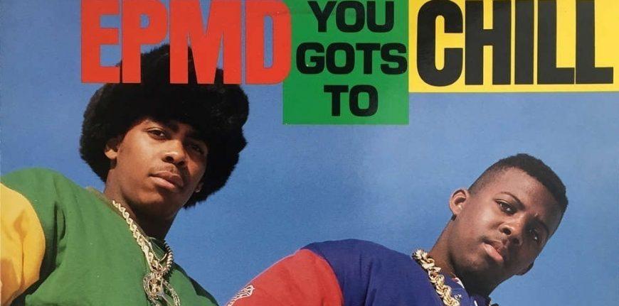 Как благодаря треку EPMD «You Gots To Chill» появился новый вид хип-хопа в Нью-Йорке