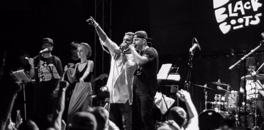 Группа Big Black Boots выпустила фильм о своем концерте-реюнионе