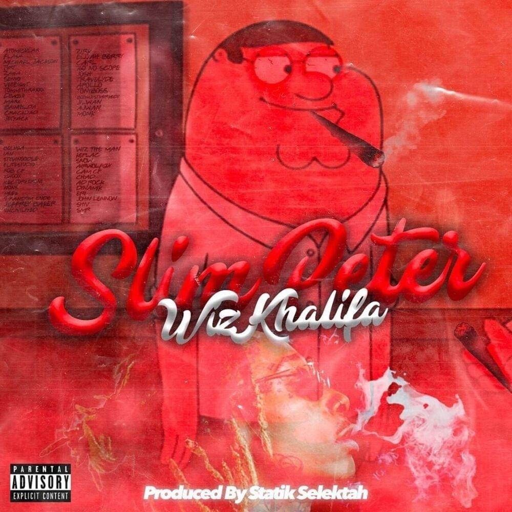 Wiz Khalifa — «Slim Peter»
