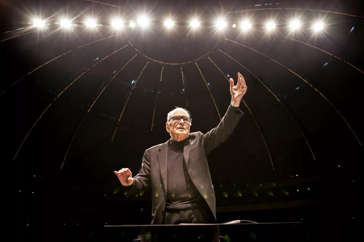 Ушел из жизни легендарный итальянский композитор Ennio Morricone