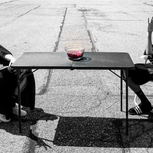 The Doppelgangaz — «Red Pistachios»