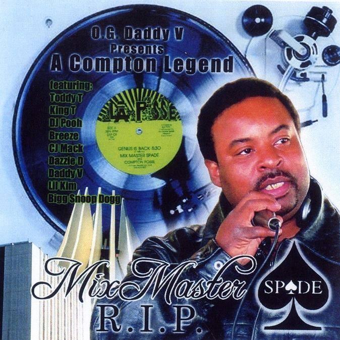 «Mix Master Spade R.I.P.»