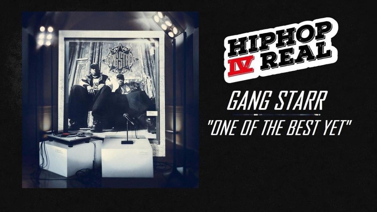 Gang Starr снова наделали шуму, новый альбом «One Of The Best Yet» зашёл как надо!