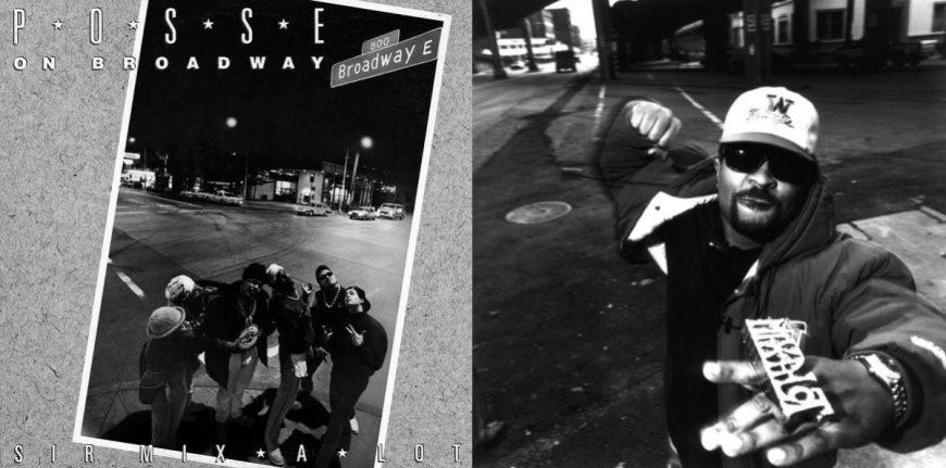Благодаря синглу «Posse On Broadway» Sir-Mix-A-Lot поставил Сиэтл на карту рэпа