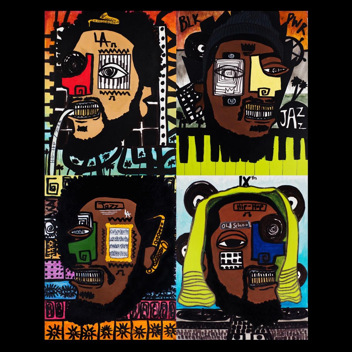 Terrace Martin, Robert Glasper, 9th Wonder & Kamasi Washington — «Dinner Party»