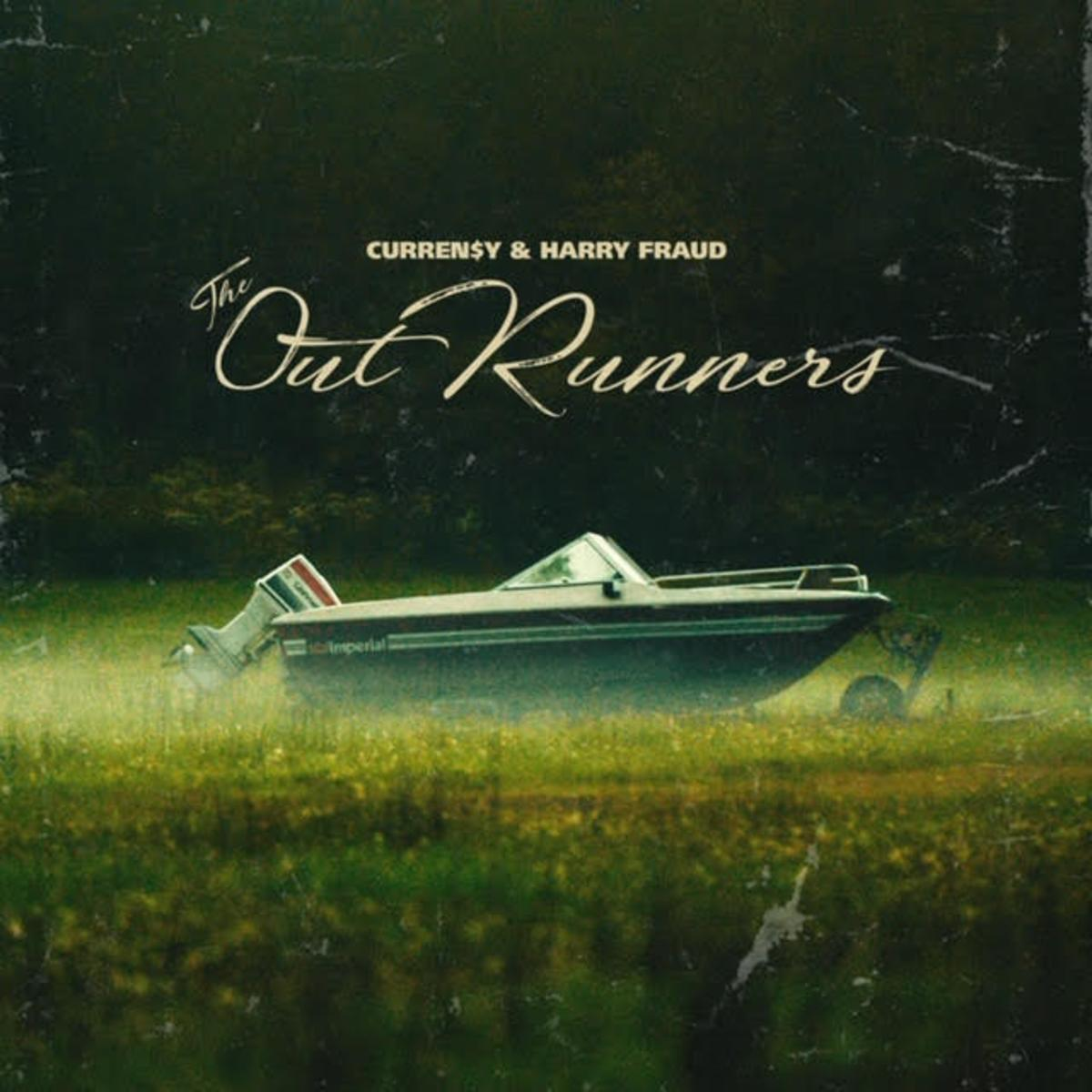 Curren$y & Harry Fraud — «The OutRunners»