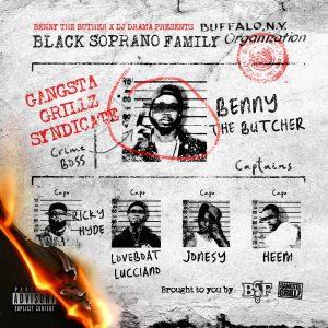 Black Soprano Family — «Black Soprano Family»