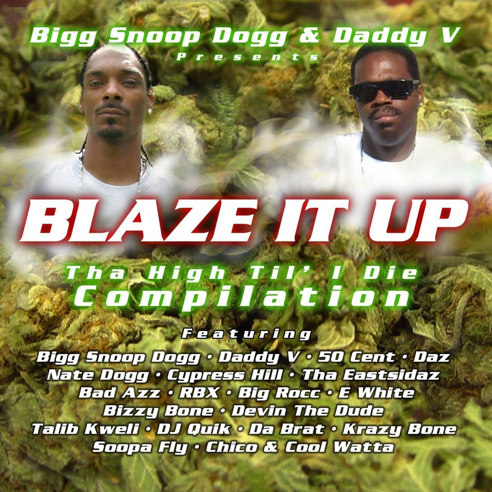 «Weed Blowin» (feat. Bad Azz)